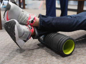 foam roller for shin splints and plantar fasciitis