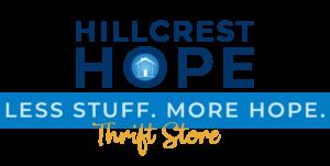 hillcrest hope thrift store logo