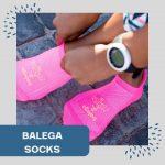 Balega Hidden Comfort Running socks prevent blisters