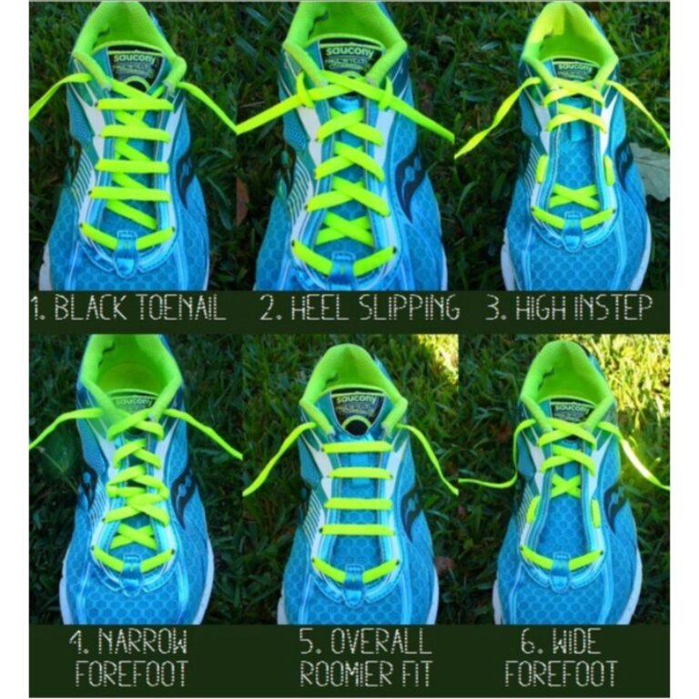 shoe-lacing-techniques